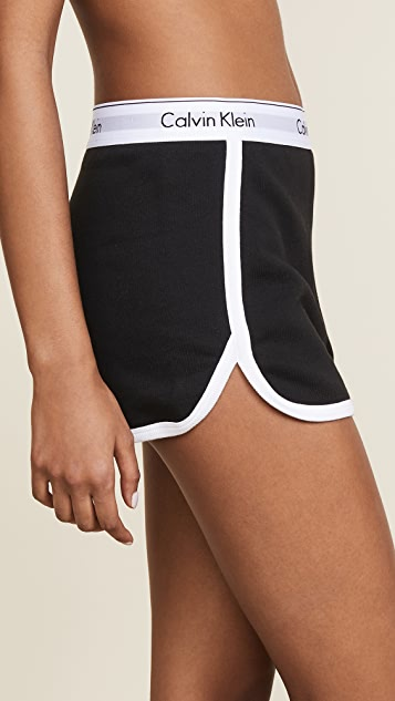 Calvin Klein Underwear Modern Cotton Sleep Shorts