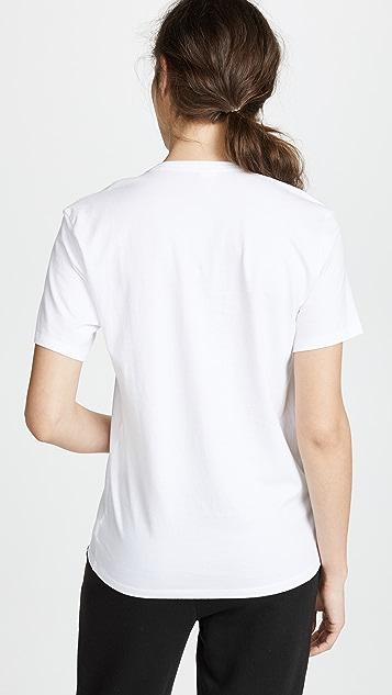 Calvin Klein Underwear Coordinate Crew Neck Top