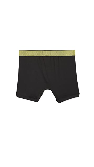 Calvin Klein Underwear Customized Stretch Limited Edition Boxer Briefs