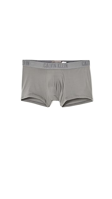 Calvin Klein Underwear CK Black Low Rise Trunks