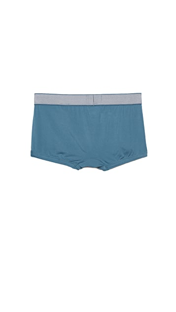 Calvin Klein Underwear Customized Stretch Low Rise Trunks