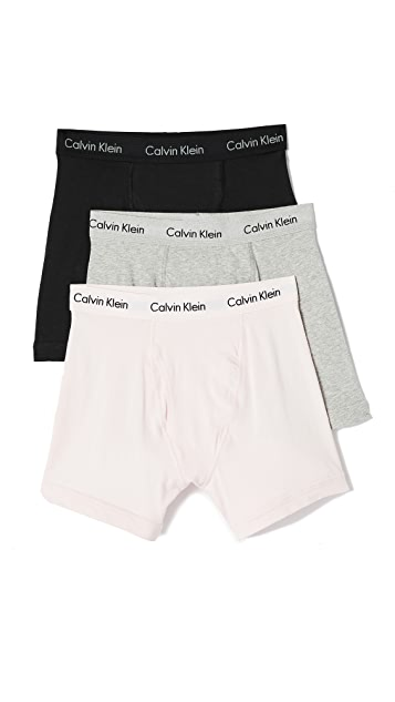 Calvin Klein Underwear Cotton Stretch Boxer Thigh Briefs