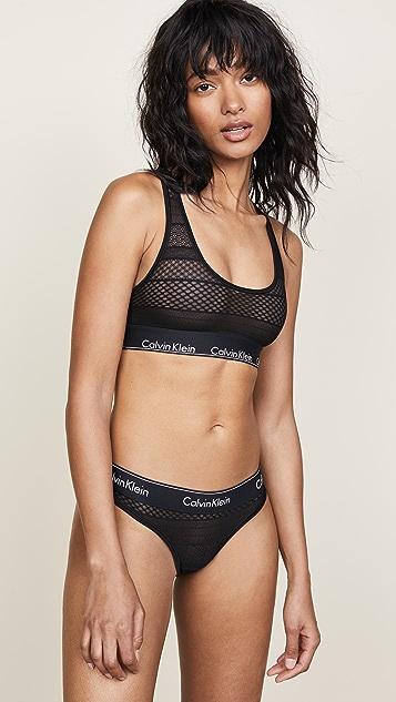0bd5030fa938 Calvin Klein Underwear Modern Lace Bralette | SHOPBOP