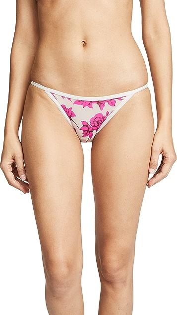 Calvin Klein Underwear ID Sheer Bikini Panties