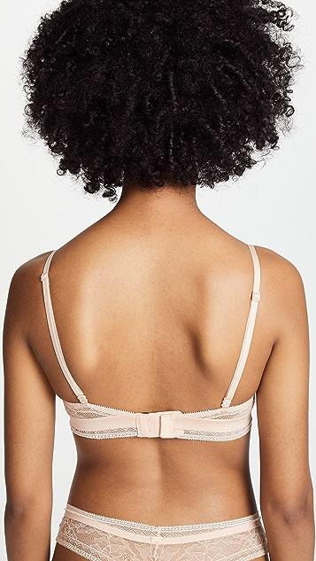 Calvin Klein Underwear CK Black Obsess Triangle Bra