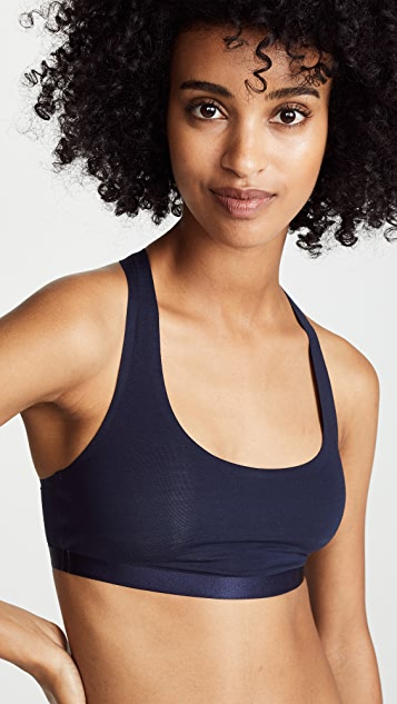 Calvin Klein Underwear CK Black Structure Bralette