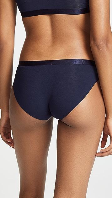 Calvin Klein Underwear CK Black Structure Bikini Panties
