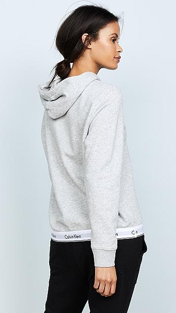 Calvin Klein Underwear Pullover Hoodie