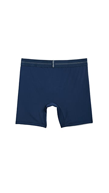 Calvin Klein Underwear Focused Fit Boxer Briefs