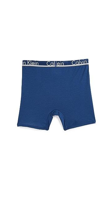 Calvin Klein Underwear Comfort Microfiber Boxer Briefs 3 Pack