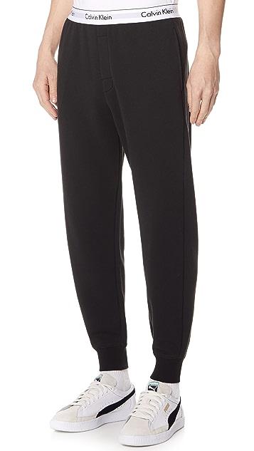 Calvin Klein Underwear Modern Lounge Jogger Pants