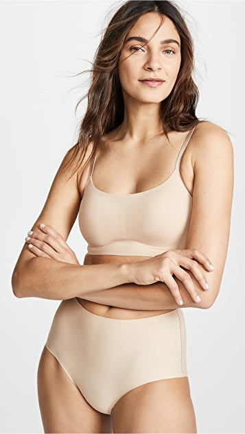 Calvin Klein Underwear 无痕可调节肩带休闲文胸
