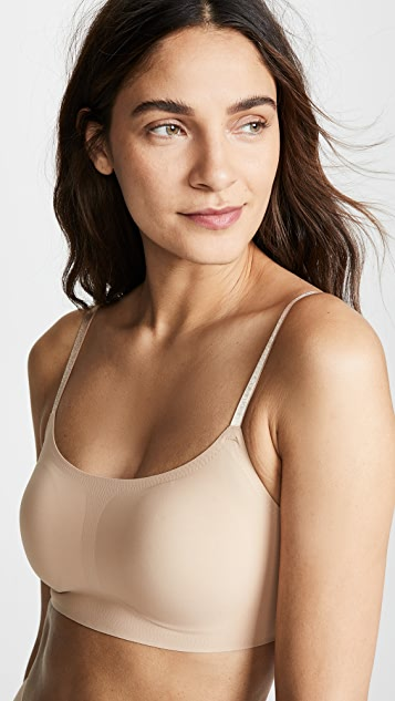 Calvin Klein Underwear Invisibles Adjustable Strap Bralette