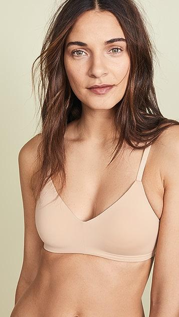 Calvin Klein Underwear Бюстгальтер Form без подкладки с треугольными чашечками