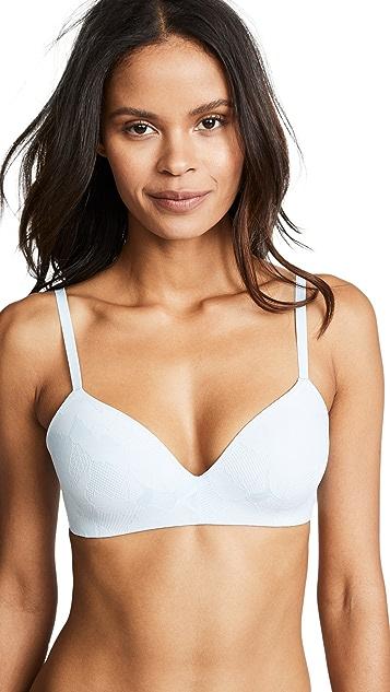 Calvin Klein Underwear Form with Lace Demi Bra