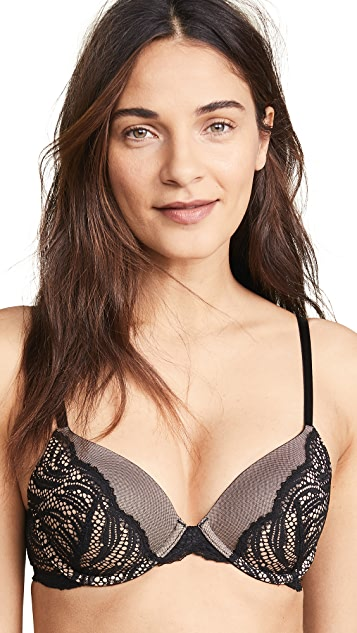 Calvin Klein Underwear Siren Perfectly Fit Lightly Lined Full Coverage