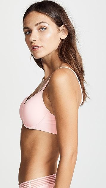 Calvin Klein Underwear 记忆感里衬全包式设计文胸