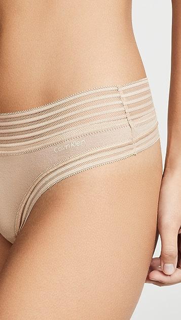 Calvin Klein Underwear Modal Thong