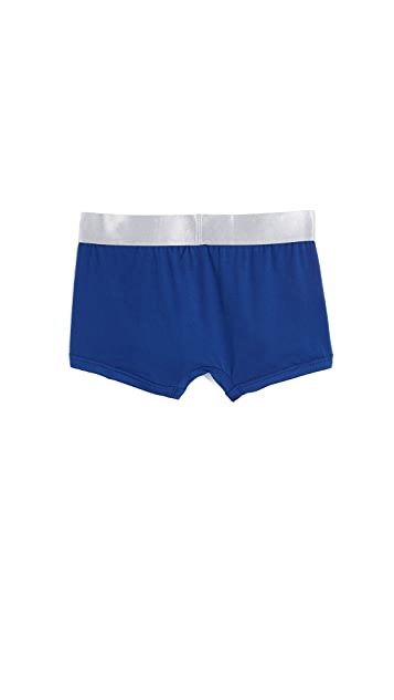 Calvin Klein Underwear Steel Micro 3 Pack Low Rise Trunks