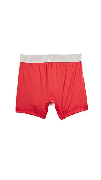 Calvin Klein Underwear Steel Micro 3 Pack Boxer Briefs