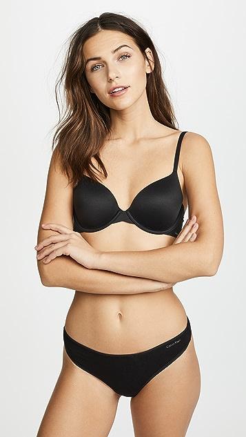 Calvin Klein Underwear Form Thong Pack Of 5