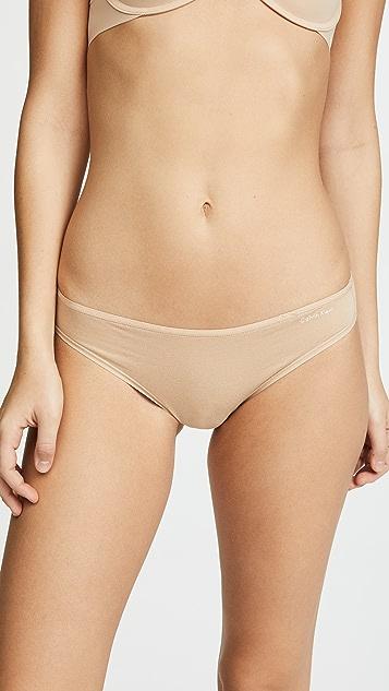 Calvin Klein Underwear Form Bikini Pack Of 5