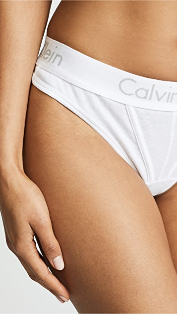 Calvin Klein Underwear Cotton Thong