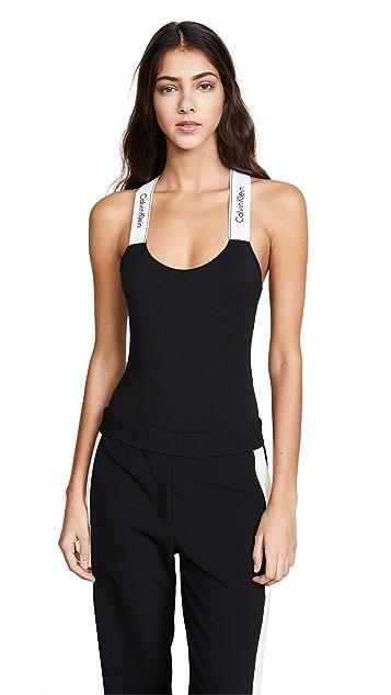 Calvin Klein Underwear Modern Cotton Bodysuit