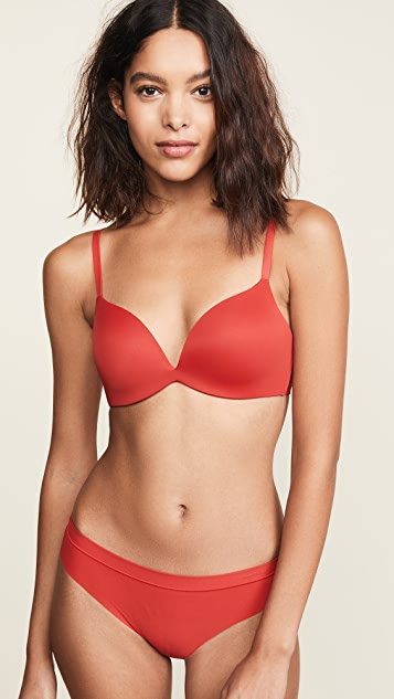 c2d4814d39 Calvin Klein Underwear Form Push Up Plunge Bra