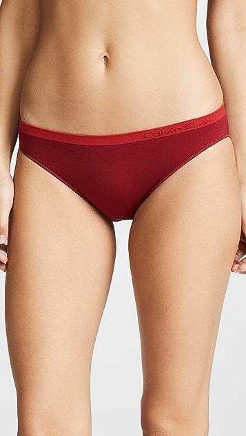 Calvin Klein Underwear Pure Seamless Bikini Briefs