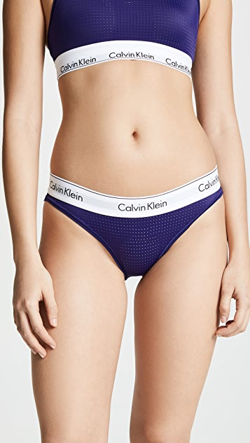Calvin Klein Underwear Modern Cotton Bikini Panties
