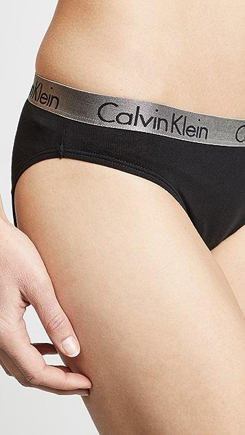Calvin Klein Underwear Radiant Cotton Bikini 3 Pack