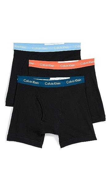 Calvin Klein Underwear Cotton Classic Boxer Briefs