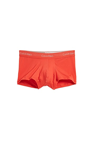 Calvin Klein Underwear Light Low Rise Trunks