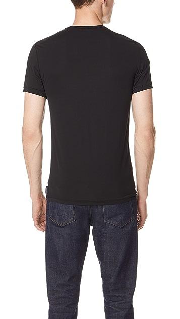Calvin Klein Underwear Light Short Sleeve Crew Neck Tee