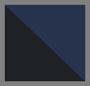 Black/Heather Grey/Blue Shadow