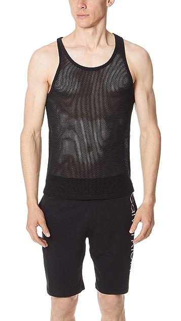 Calvin Klein Underwear Body Mesh Tank