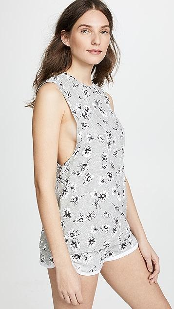 Calvin Klein Underwear Modern Cotton Lounge Sleeveless Crew Tank