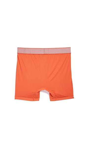 Calvin Klein Underwear Customized Stretch Boxer Briefs
