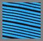 Black/Summer Blue Stripe