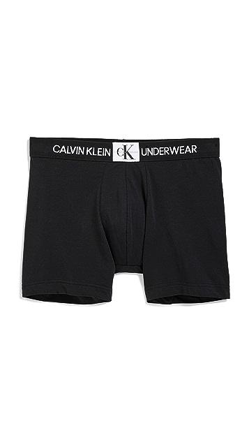 Calvin Klein Underwear Monogram Cotton Boxer Briefs