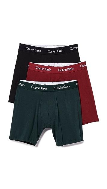 Calvin Klein Underwear 3 Pack Body Boxer Briefs