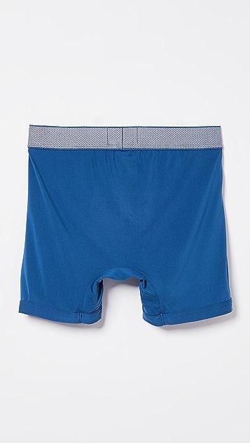 Calvin Klein Underwear Stretch Microfiber Boxer Briefs