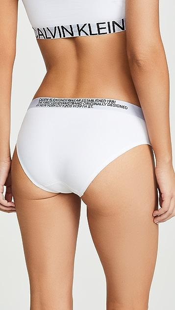 Calvin Klein Underwear Statement 1981 Bikini