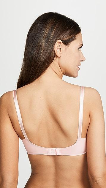 Calvin Klein Underwear Закрытый бюстгальтер Invisibles с легкой подкладкой