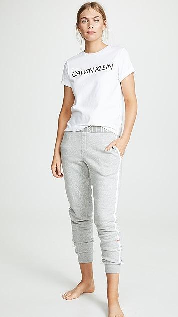 Calvin Klein Underwear Пижамные брюки Statement 1981