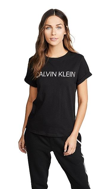 Calvin Klein Underwear Пижамный топ Statement 1981