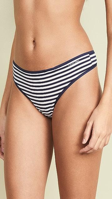 Calvin Klein Underwear Трусики-танга Form