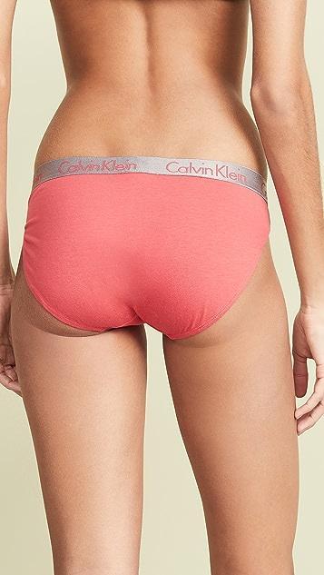 Calvin Klein Underwear Трусики-бикини Radiant
