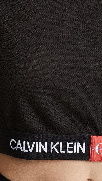 Calvin Klein Underwear Monogram Mesh PJ Tank